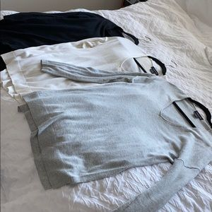 Trouve tunics (Sold together or separate)